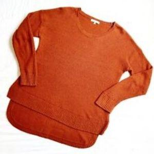 VGUC Madewell hi/lo sweater